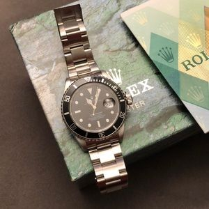 Rolex Oyster Perpetual Submariner with Date 40mm